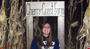 Cherry Crest Farm and Jason's Woods provide fun and fright