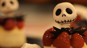 Halloween dinner, entertaining or terrifying?
