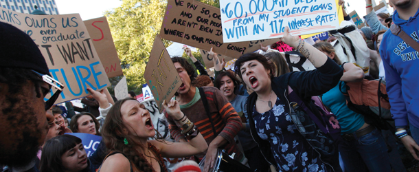 Support grows for Occupy movements