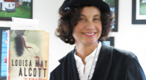 Harriet Reisen to discuss Louisa May Alcott biography