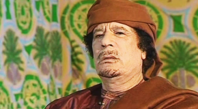 Death of Gadhafi creates military venture