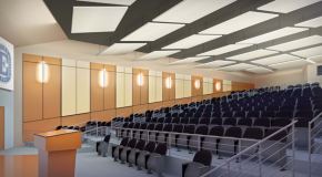 Gibble Auditorium receives grant for new improvements