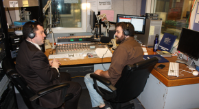 Weekly radio show features distinguished faculty members