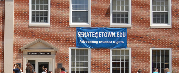 Does Student Senate advocate student rights?