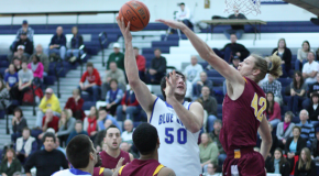 Men's basketball troubled by inconsistent performance