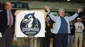 Jays wave goodbye to beloved coach