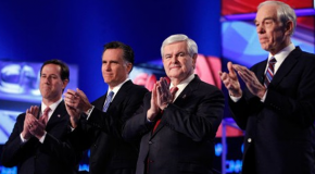 Profile of the Republican Presidential candidates