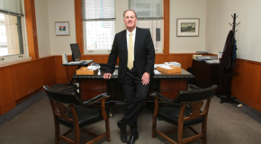 Alumnus presides over San Francisco Chamber of Commerce