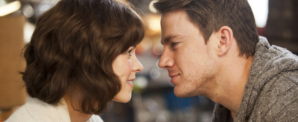 "Tatum, McAdams deliver in ""The Vow"""