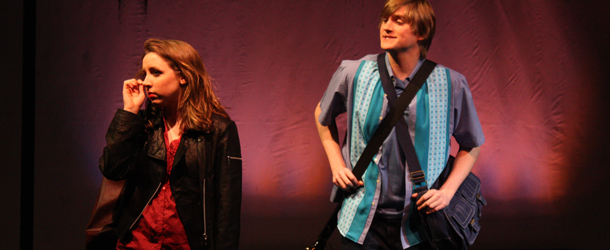 'From Up Here' presents comical take on high school, family dysfunction