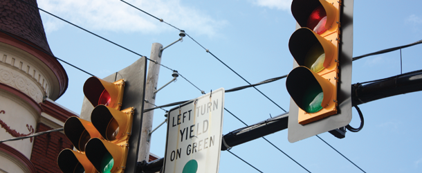 Elizabethtown Borough replaces old traffic signals with energy-efficient alternatives