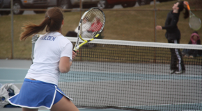 Tennis teams strive for repeat titles
