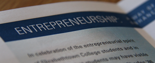 Scholarships, awards offered for entrepreneurially-minded