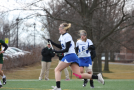 Women's lacrosse sets sights on championship