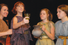 'Lysistrata' mixes bawdy humor, peacemaking
