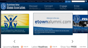 Alumni Relations revamps website