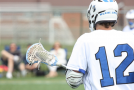 Men's lacrosse struggles in conference games