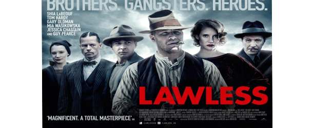 """""""Lawless"""" highlights a violent history"""