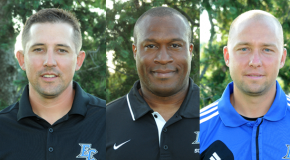Renowned coaches join athletic dept.