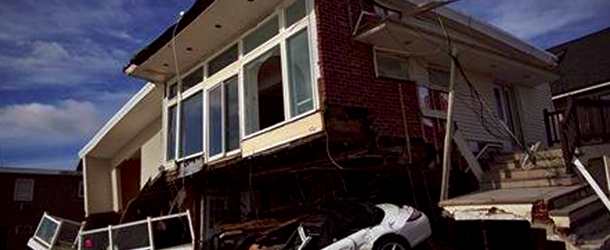 Club Red, disaster relief group, offers assistance to victims of Sandy
