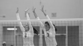 Volleyball Team falls to rival in semifinal match