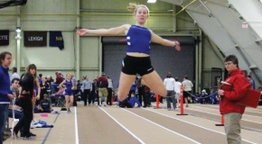 Niedermayer awarded MAC Indoor Field Athlete of the Year;  Jays earn medals, break records at conference championships