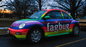 'Fagbug' creator details journey, addresses critics