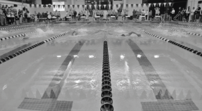 Men finish ninth, women tenth at MAC championship meet