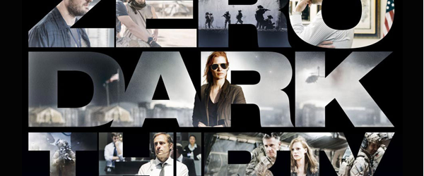 'Zero Dark Thirty' graphically depicts search for bin Laden