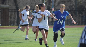 Women's lacrosse secures spot in playoffs