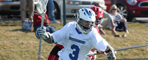 Men's Lacrosse: Flying Dutchmen best Blue Jays in OT