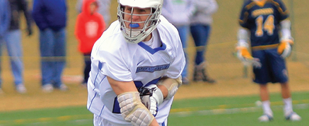 Men's lax close to clinching playoff spot