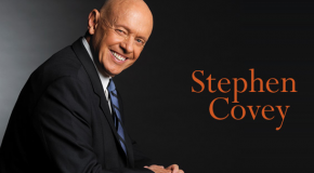 Villella presents on author Stephen Covey's 'Seven Habits,' offers advice