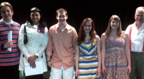Jays place top three in Millersville's annual original short playwriting contest