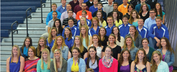 First annual student-athlete recognition held in Thompson