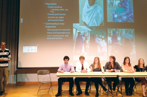 Second Sustainability Symposium discusses green engineering