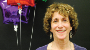 Bergel celebrates retirement from social work department