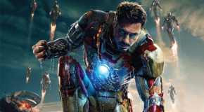 PUT YOUR RECORDS ON: Iron Man 3: Heroes Fall