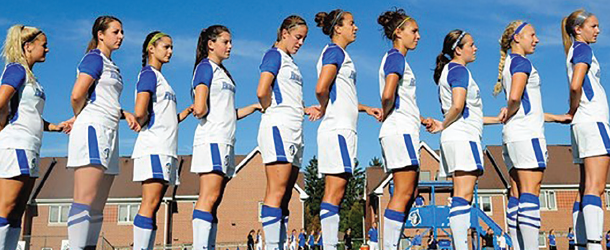 Women's soccer team receives at-large bid, advances to NCAA Division III Tournament