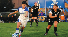 Women's soccer playoff run ends in NCAA First Round