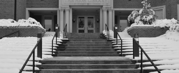 High Library names new director