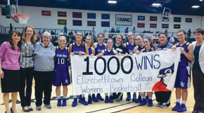 Jays make history as first DIII women's team to win 1000 games