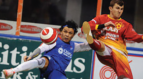 Indoor soccer leagues merge for growth of sport