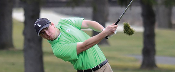 Golf team finishes 16th at Spring Blue Jay Classic, prepares for MAC Championships