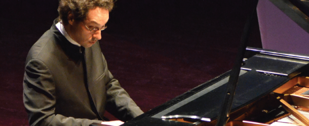 Wosner's performance concludes Monsters of the Steinway series