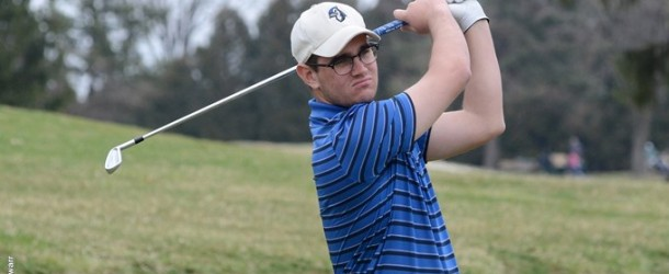 Golf takes third at Marywood Quad-Match