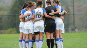 Women's soccer remains unbeaten through first four games