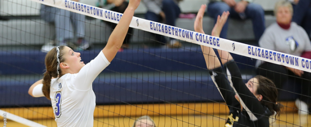 Volleyball drops two at Haverford