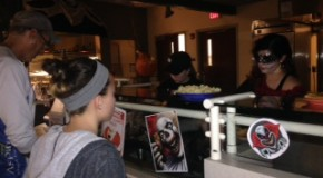 Spooktacular Dinner satisfies hungry, thrill-seeking students