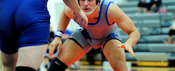 Wrestlers begin season with strong showing at Messiah Invitational